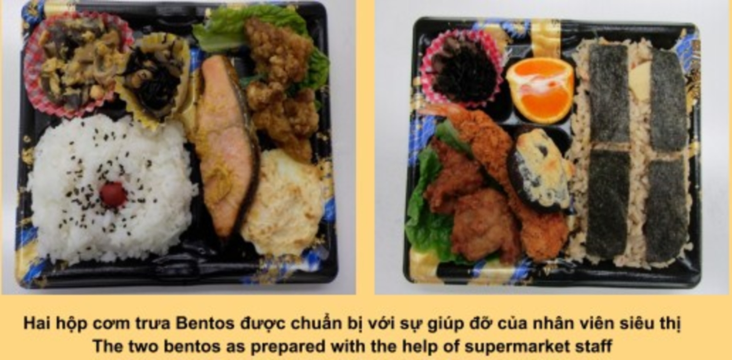 Primary School Students Develop Geopark-themed Bento Meals in Itoigawa UNESCO Global Geopark
