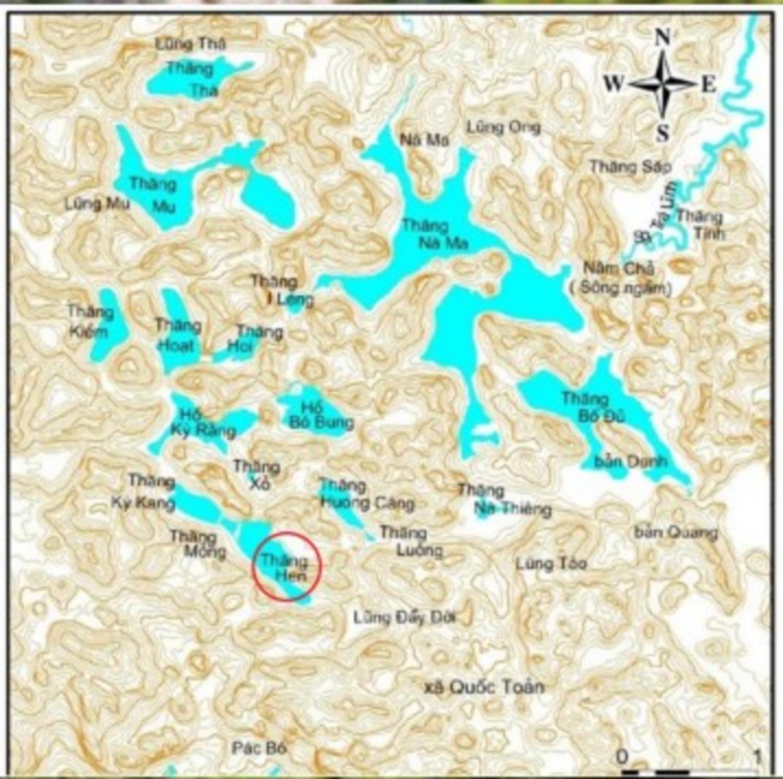 Quần thể Hồ Thang Hen