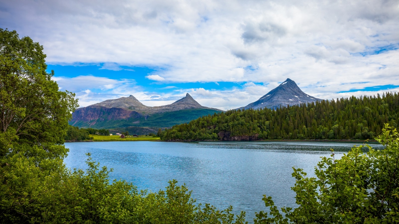 geopark norway Trollfjell