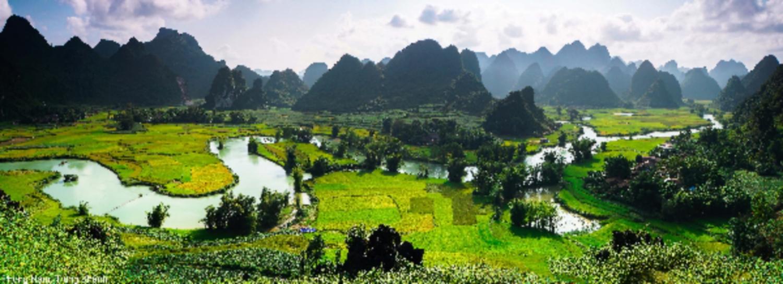 Phong Nam paronama - Phạm Ngọc Khoa