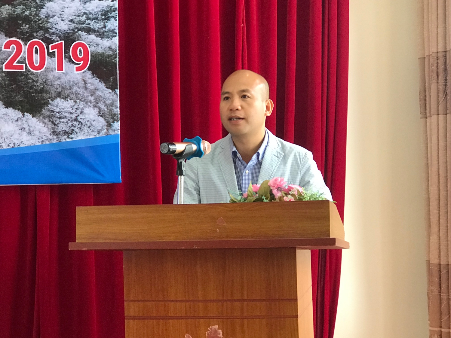 TRAINING ON UNESCO GLOBAL GEOPARK FOR TOUR GUIDES IN CAO BANG PROVINCE